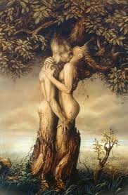 Tree's as lovers