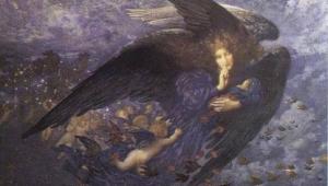 Dark night of the soul angel