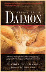 The cover of Embrace of the Daimon