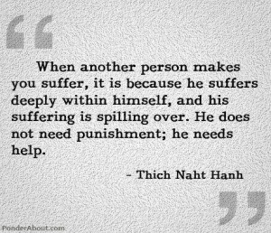 Thich Naht Hanh quote
