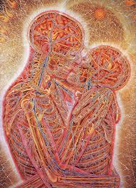 Chemistry of kissing