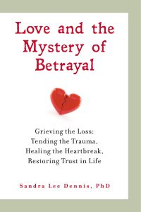 Love and the Mystery of Betrayal front cover
