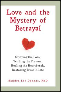 Love and the Mystery of Betrayal Book Cover